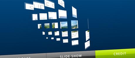 Papervision3D meets Progression