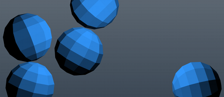 3D Ball Simulation