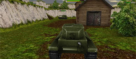 Tanki Online (Alternativa3D)