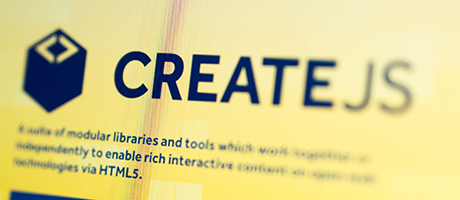 CreateJS 入門サイト